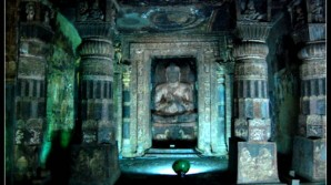 The Buddha at Ajanta