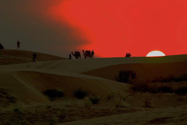 thar desert rajasthan, delhi winter getaways