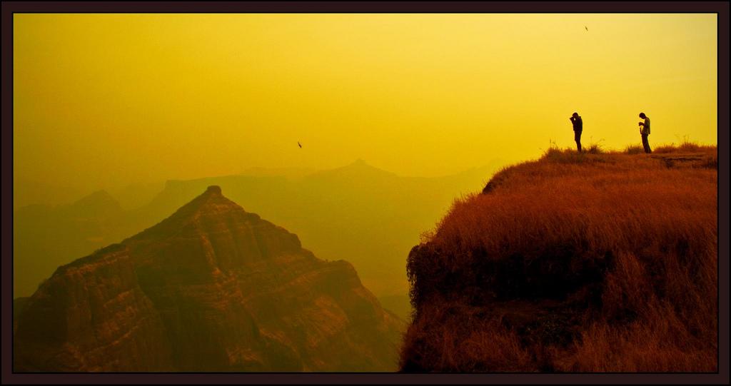 Harishchandragad, treks around mumbai
