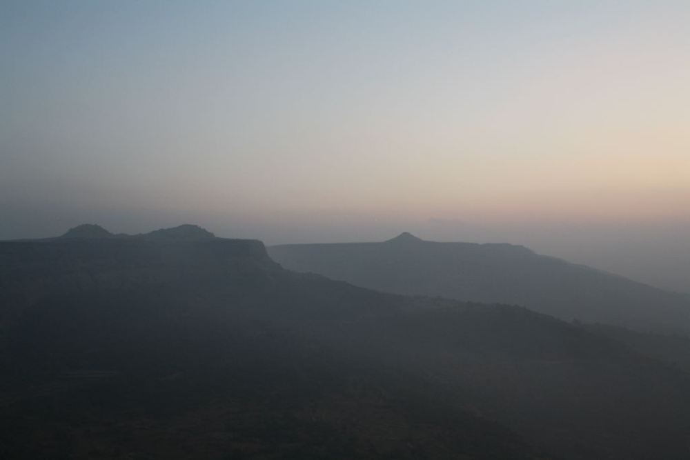 Lohagad fort, treks near mumbai