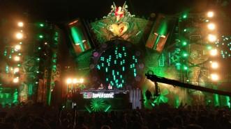 Supersonic Festival - Goa Photo Credits : Geetika Agarwal