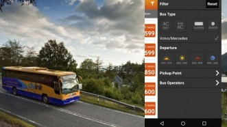 bus booking app