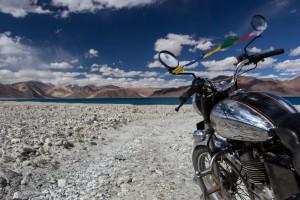 The white desert, Leh