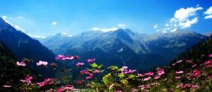 Manali, the beautiful hill station of Himachal Pradesh.