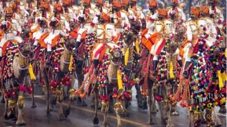 Republic Day Parade at Delhi