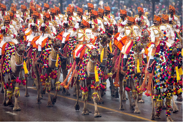 Republic Day Parade at Delhi