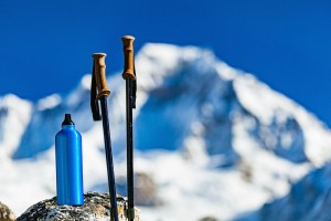 Traveling water bottle essentials
