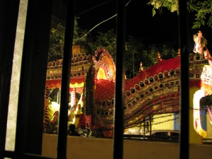 Processions in Madurai