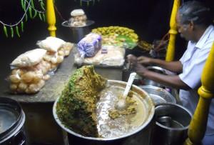 Madurai's chaat street