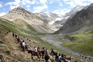 Amarnath Yatra, Jammu and Kashmir