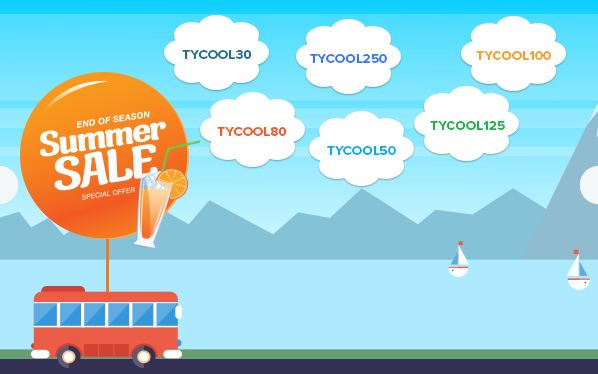 Travelyaari TYCOOL Summer Offers