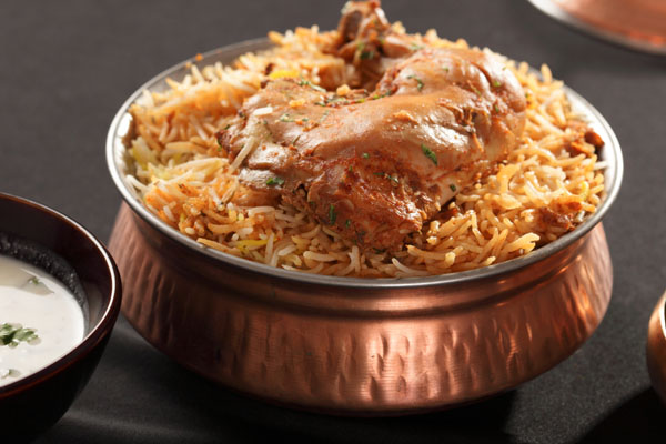 One of the mainstays of Indian cuisine