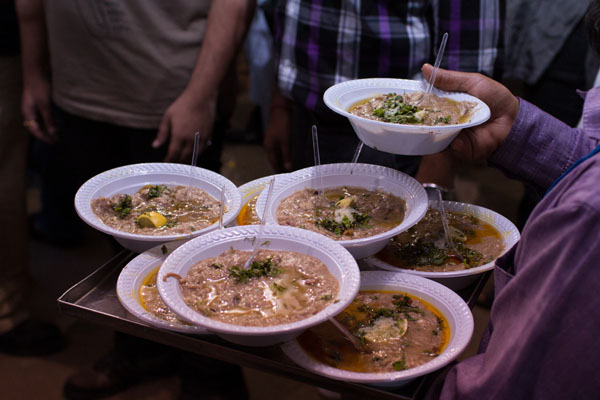 Haleem at Iftar