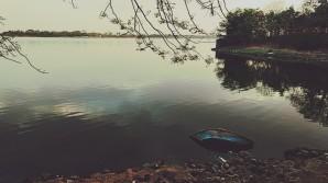 Ambajhari Lake