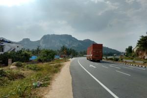 Chennai-Bangalore Highway