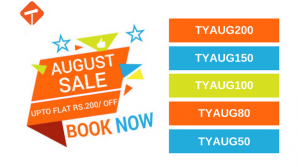 Travelyaari August Offers