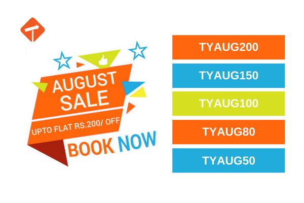 Travelyaari August Offers