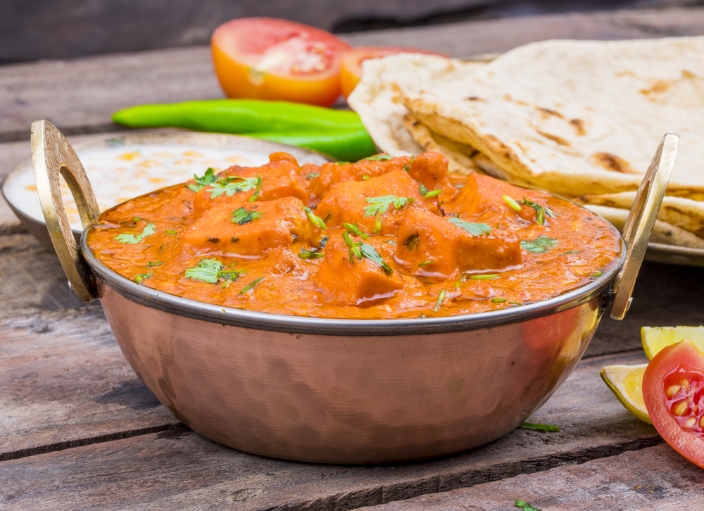 The curries of Punjab