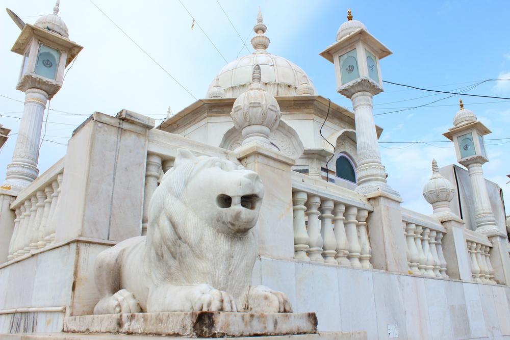 Shri Hazur Abchalnagar Sahib Gurudwara